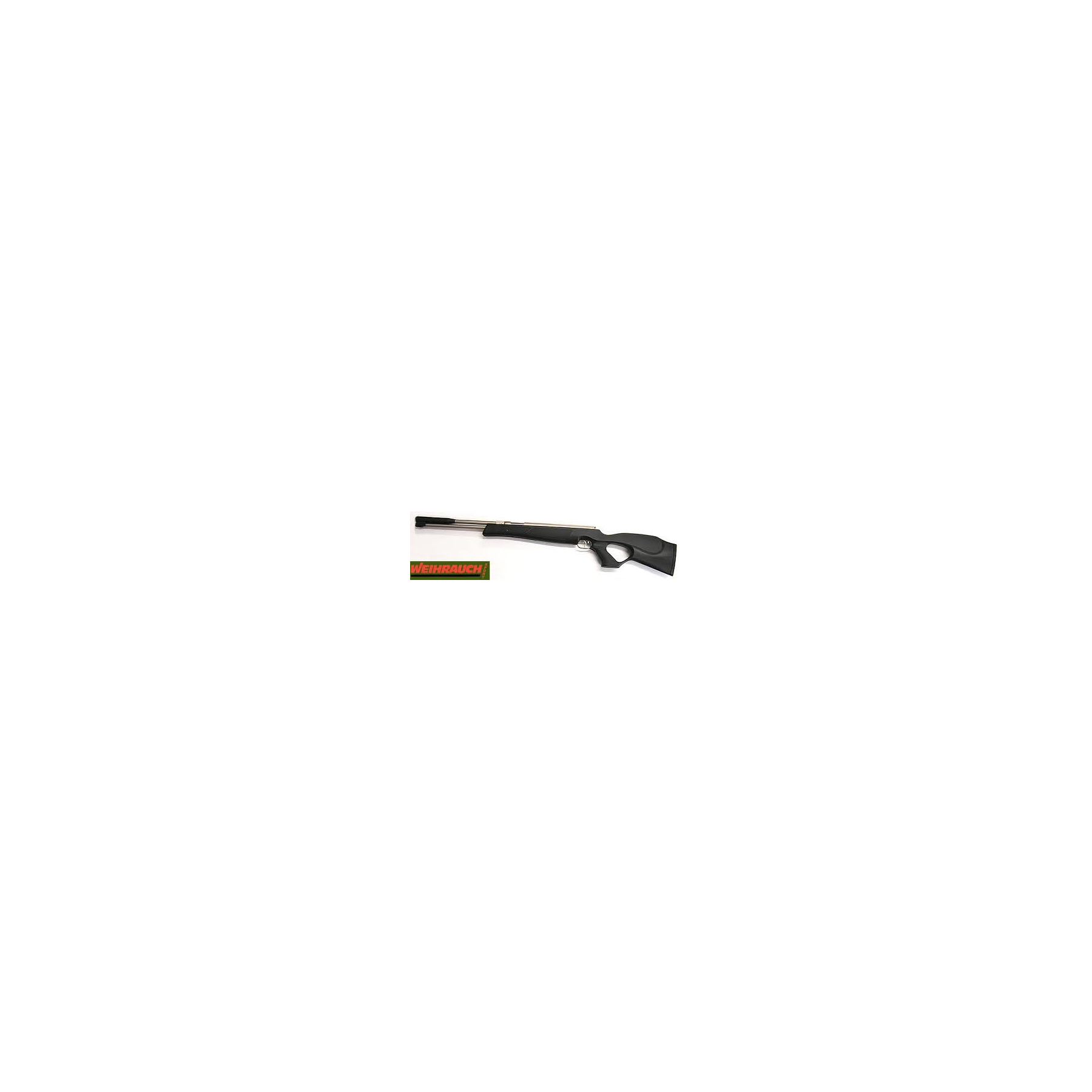 WEIHRAUCH HW97K BLACK LINE STAINLESS 4.50MM 21 JOULES