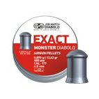 JSB EXACT MONSTER 4.52-0.87g 400 PIECES