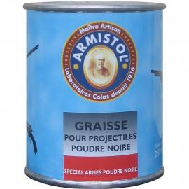 ARMISTOL GRAISSE SPECIALE POUDRE NOIRE 250ML