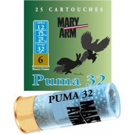 MARY ARM PUMA 32/4 BG 12/12/70