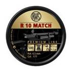 500 RWS R10 CARABINE 4.50mm-0.53g