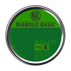 500 RWS DIABOLO BASIC 4.50MM-0.45G