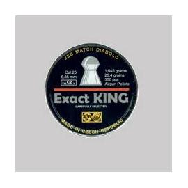 350 JSB EXACT KING 6.35MM - 1.645G