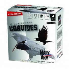 MARY ARM CORVIDE BJ 12/12/70/35 PB4 25 PIECES