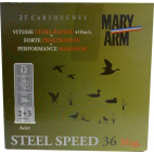 MARY ARM STEEL SPEED 36 MAG 2/3 12/20/76