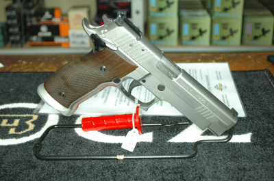 SIG SAUER P226S SUPER MATCH CAL 9MM AU PRIX DE 1450.00€