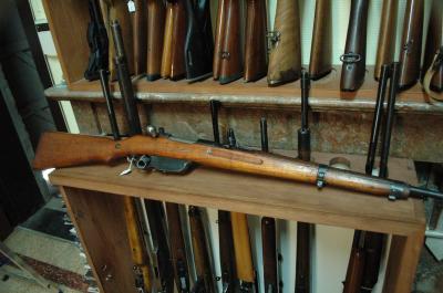 STEYR M95 CAL 8X56 MANNLICHER AU PRIX DE 199.00€