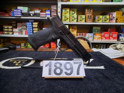 S&W MP9 Pro Series calibre 9mm au prix de 750€