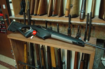 BAIKAL MP161K NEUVE CAL 22LR AU PRIX DE 476.50€