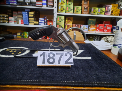 Ruger SP101 DAO cal 357 mag au prix de 600€