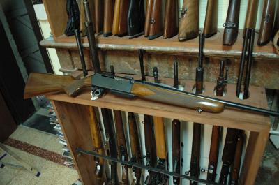 FN BAR ACIER CAL 300 WIN MAG AVEC EMBASE A CROCHET AU PRIX DE 495.00€